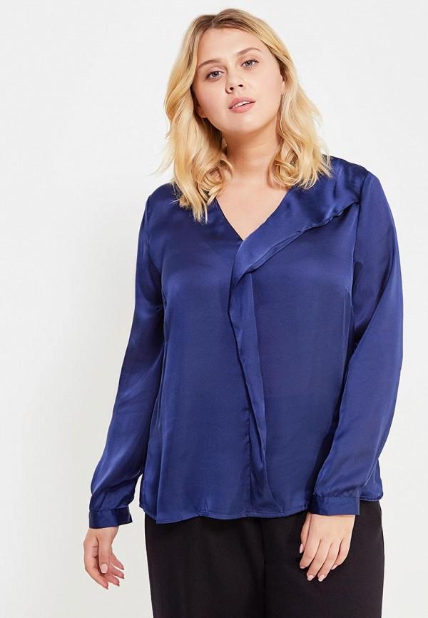 Фото - женскую блузку Modis синего цвета