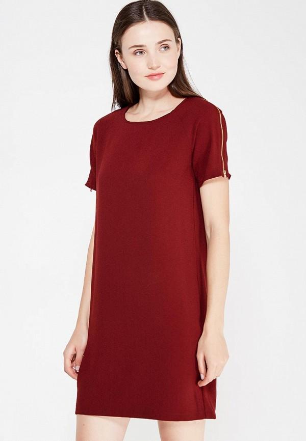 Купить Платье Modis, mo044ewwhc89, коричневый, Осень-зима 2017/2018