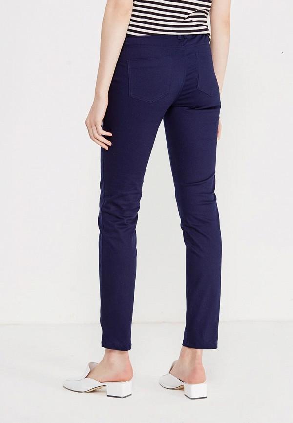 Фото 3 - женские брюки Modis синего цвета