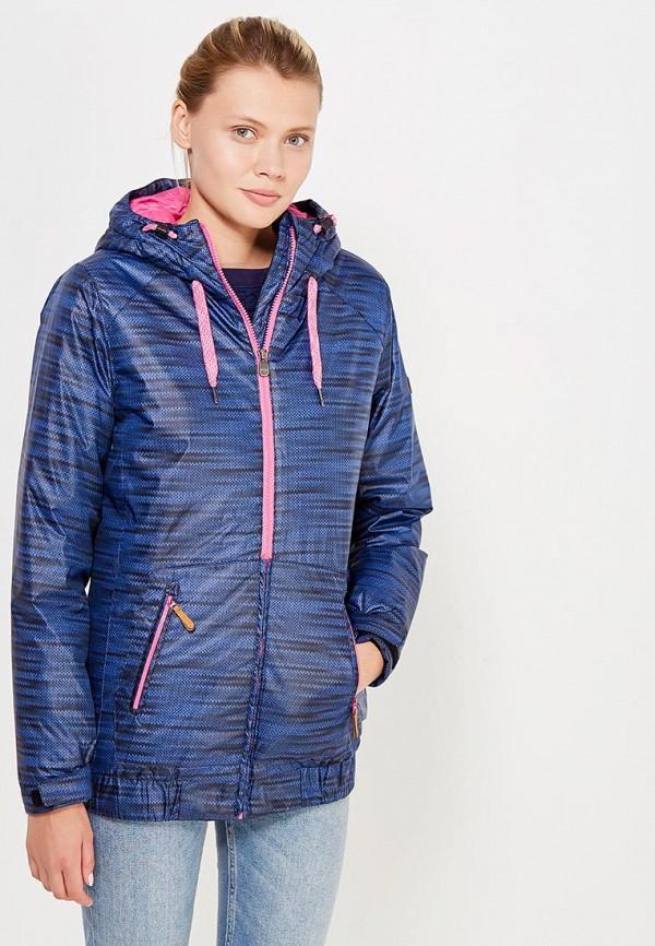 Купить Куртка утепленная Modis, mo044ewwrk21, синий, Осень-зима 2017/2018