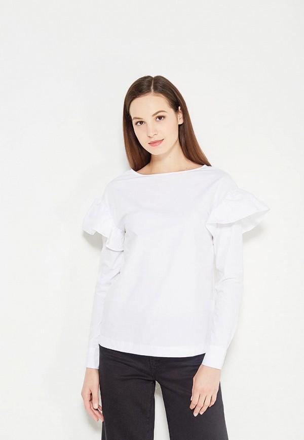 Купить Блуза Modis, mo044ewxwu66, белый, Осень-зима 2017/2018