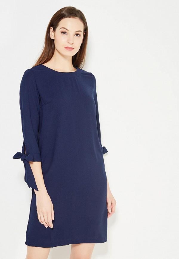 Купить Платье Modis, mo044ewxwu97, синий, Осень-зима 2017/2018