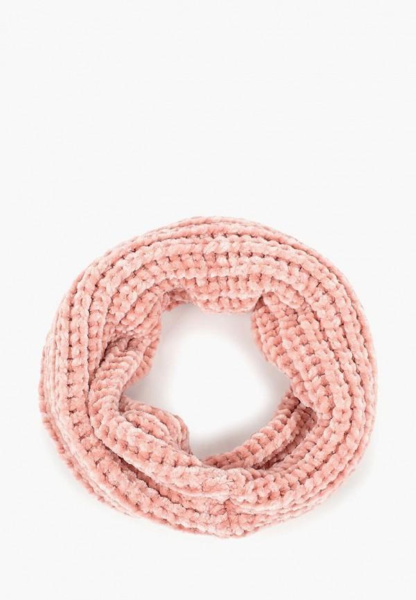 снуд modis для девочки, розовый