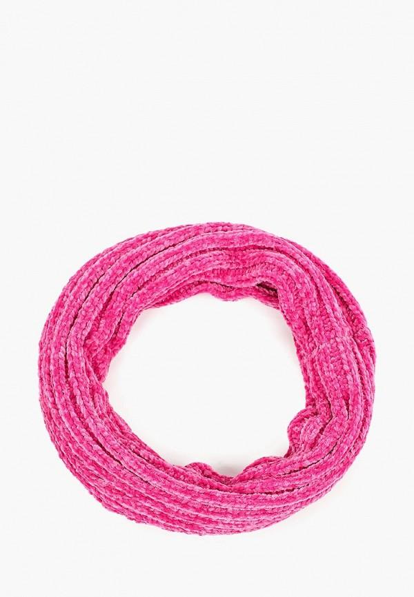 женский снуд modis, розовый