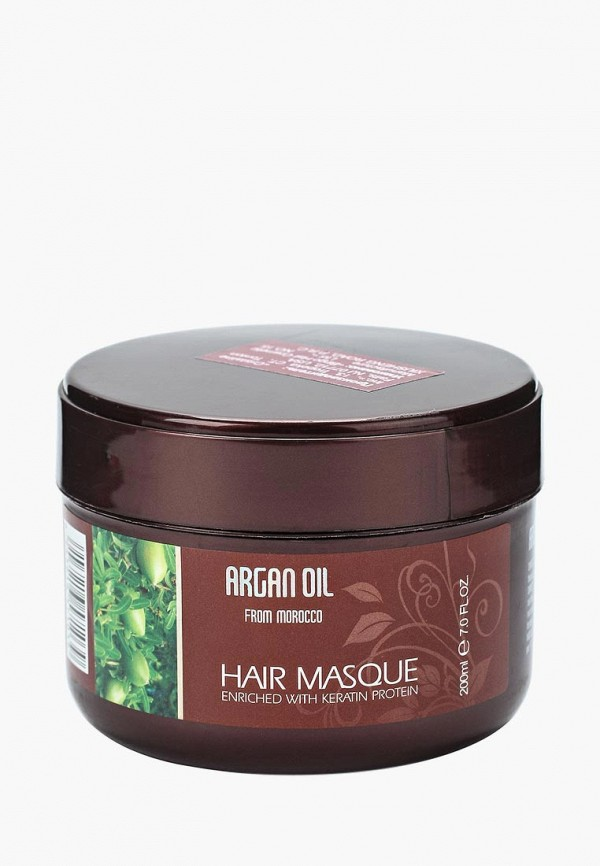 Маска для волос Morocco Argan Oil Morocco Argan Oil MO046LWFCJ14 краска для волос kapous professional bleaching cream for hair with argan oil 150 г