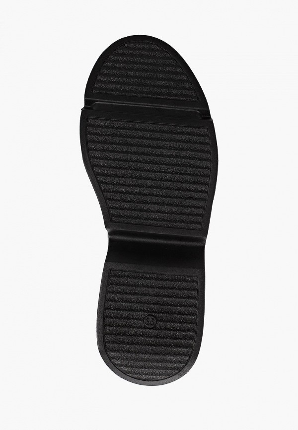Фото 5 - женские ботинки и полуботинки Modelle серебрянного цвета