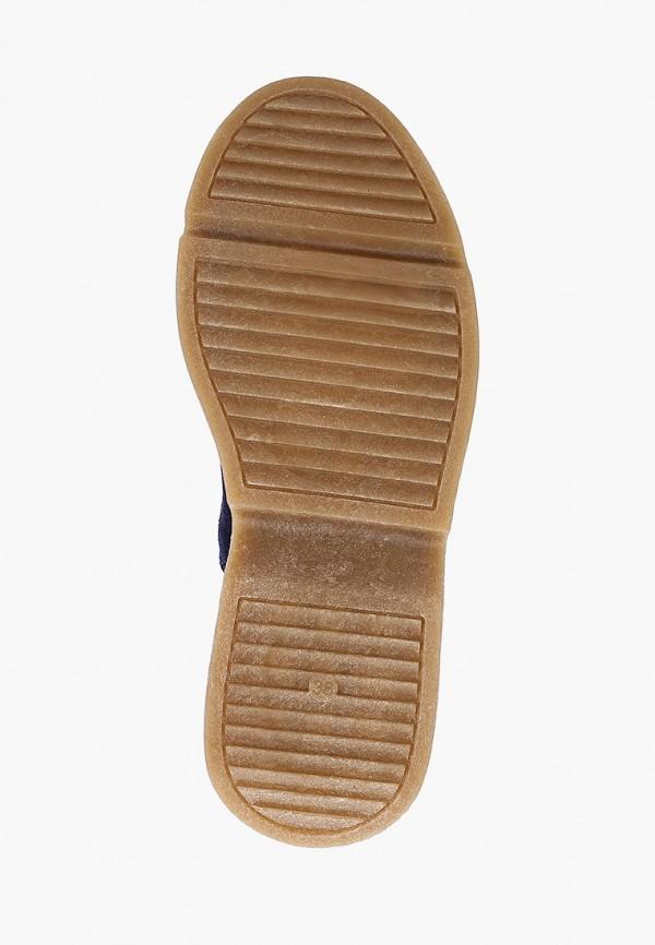 Фото 5 - женские ботинки и полуботинки Modelle синего цвета