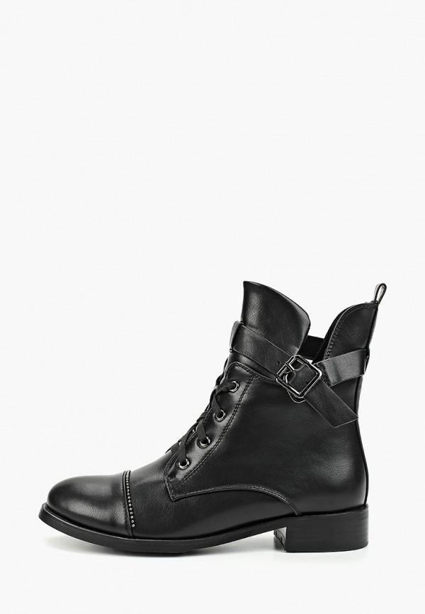 женские ботинки modelle, черные