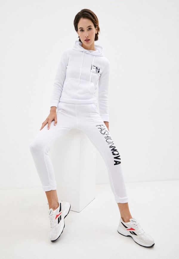 женский спортивный костюм modelle, белый