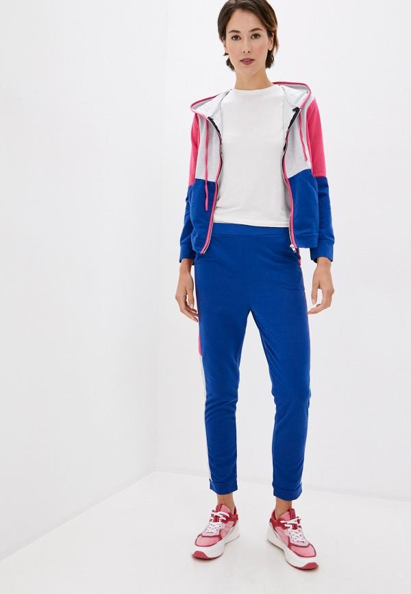 женский спортивный костюм modelle, синий