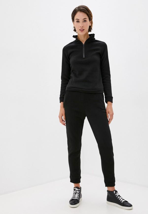 женский спортивный костюм modelle, черный