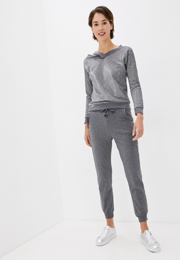женский спортивный костюм modelle, серый