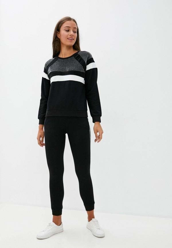 женский костюм modelle, черный
