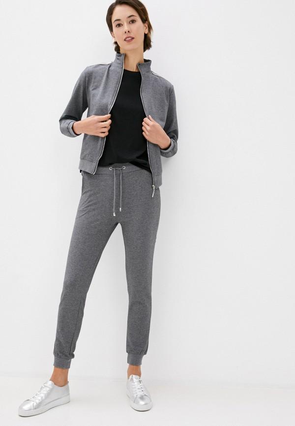 женский костюм modelle, серый