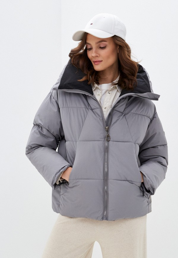 женская куртка modelle, серая