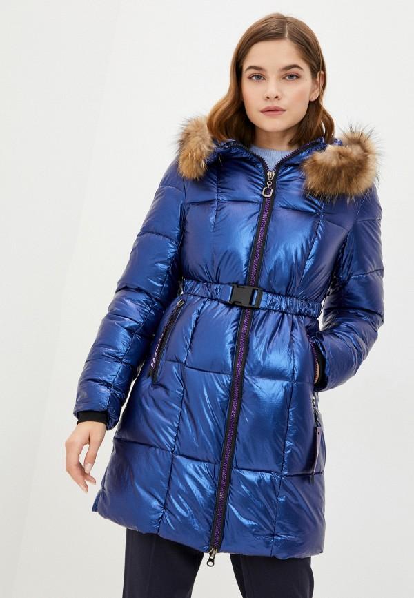 женская куртка modelle, синяя