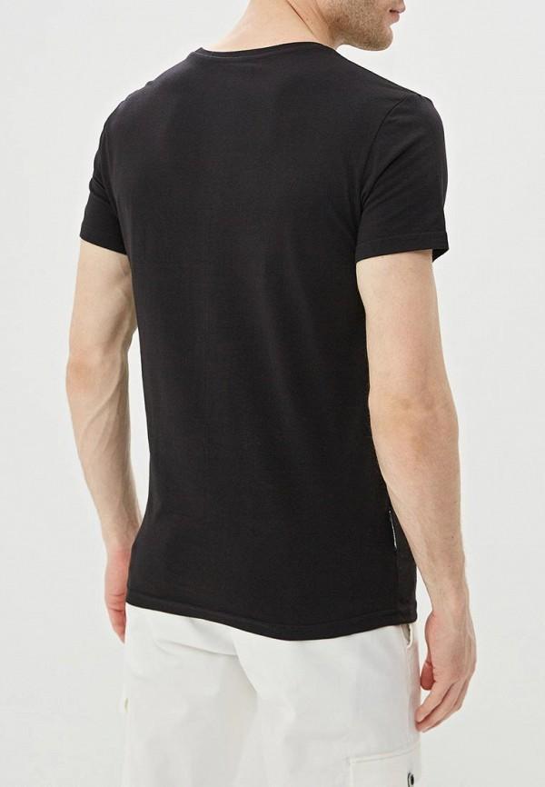 Фото 3 - мужскую футболку Mother Russia черного цвета
