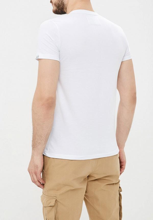 Фото 10 - мужскую футболку Mother Russia белого цвета