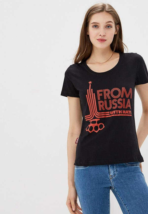 Футболка Mother Russia Mother Russia MO065EWCANB8 цены