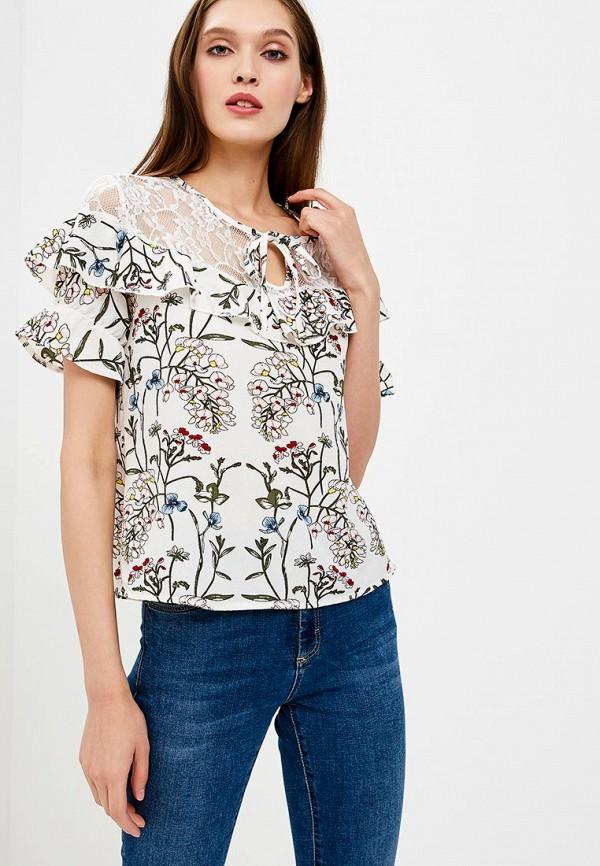 женская блузка moni&co, белая