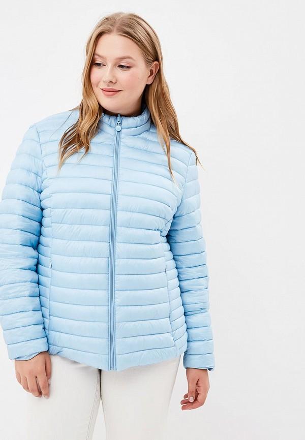 Купить Куртка утепленная Moki, mo070ewcfwa3, голубой, Осень-зима 2018/2019