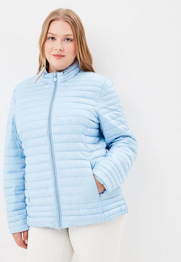 Купить Куртка утепленная Moki, mo070ewcfwb5, голубой, Осень-зима 2018/2019
