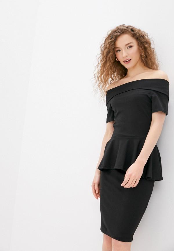 женский костюм moki, черный