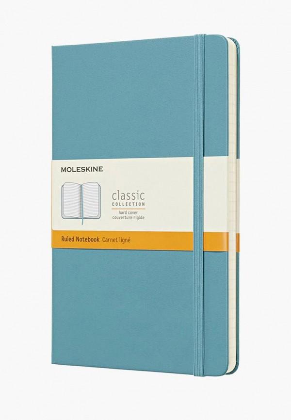 Блокнот Moleskine Moleskine MO071DUCCHJ2 balvi блокнот retro голубой