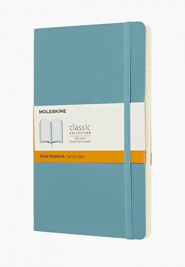 Блокнот Moleskine Moleskine MO071DUCCHJ6 balvi блокнот retro голубой