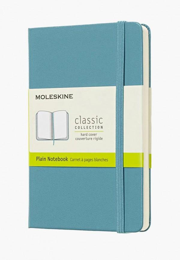 Блокнот Moleskine Moleskine MO071DUCCHJ8 balvi блокнот retro голубой