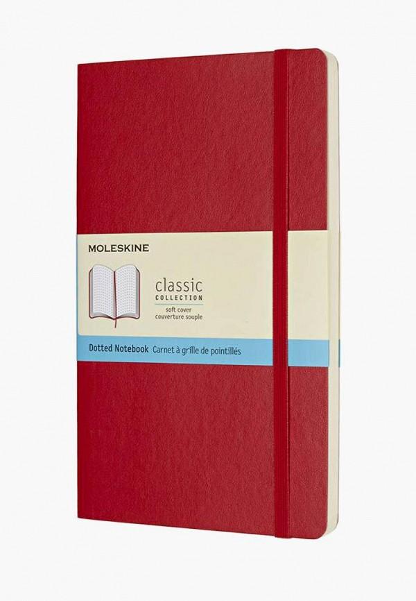Фото - Блокнот Moleskine Moleskine MO071DUCCHO0 блокнот moleskine classic для рисунков красный
