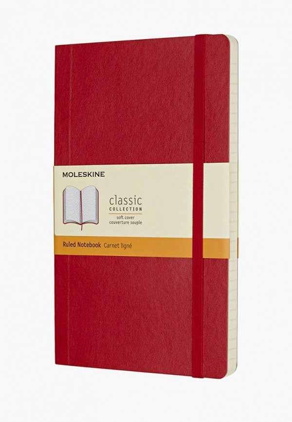 Фото - Блокнот Moleskine Moleskine MO071DUCCHO7 блокнот moleskine classic для рисунков красный