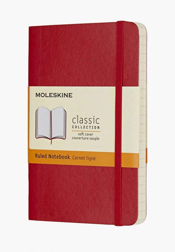 Фото - Блокнот Moleskine Moleskine MO071DUCCHP1 блокнот moleskine classic для рисунков красный
