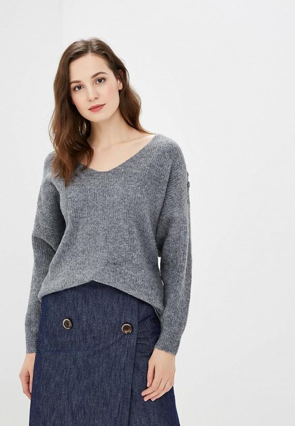 Купить Пуловер Moocci, MO074EWCOFE9, серый, Осень-зима 2018/2019