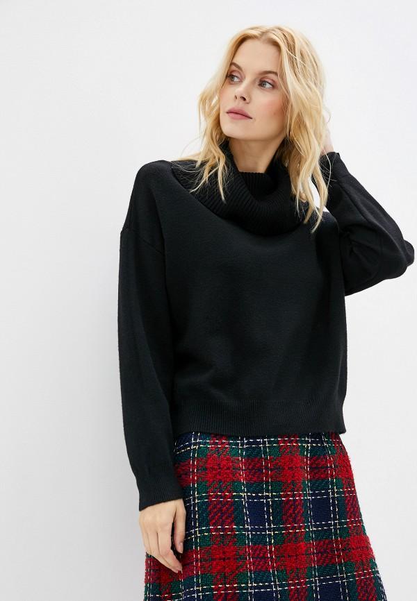 женский свитер moocci, черный