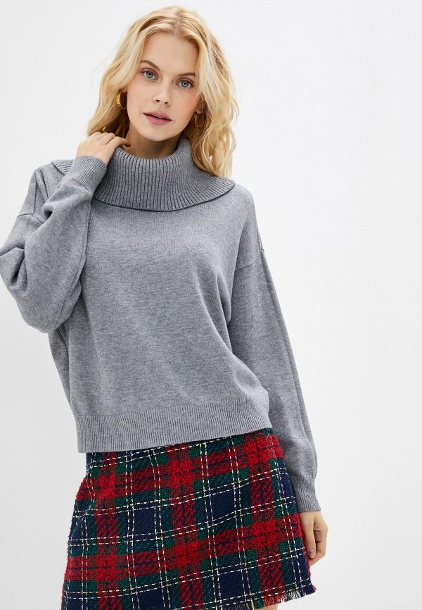 женский свитер moocci, серый