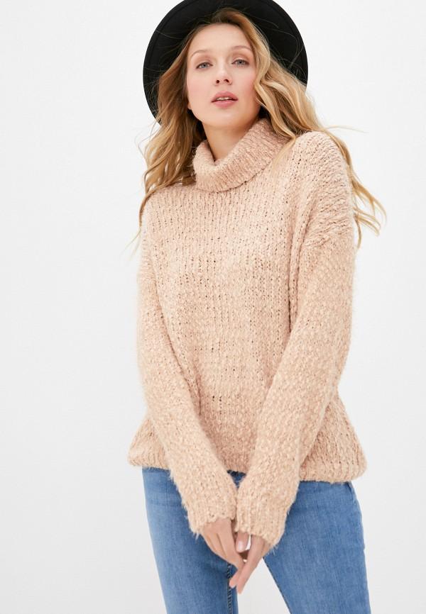 женский свитер moocci, бежевый