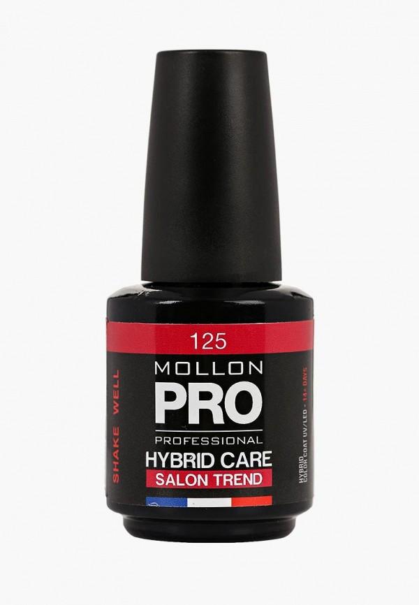 Гель-лак для ногтей Mollon Pro, mo075lweazt9, розовый, Весна-лето 2019  - купить со скидкой
