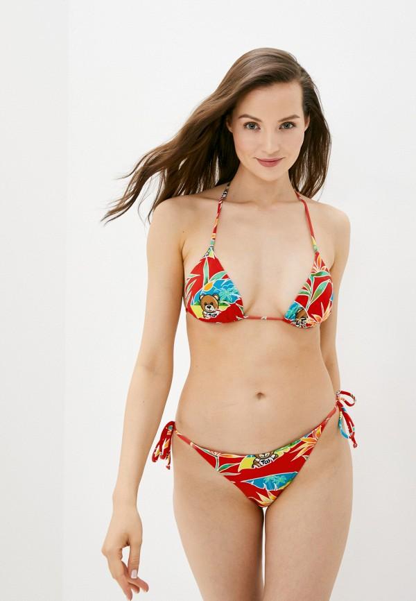 женский лиф moschino swim