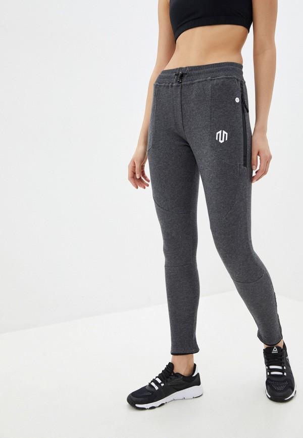 женские спортивные брюки morotai, серые