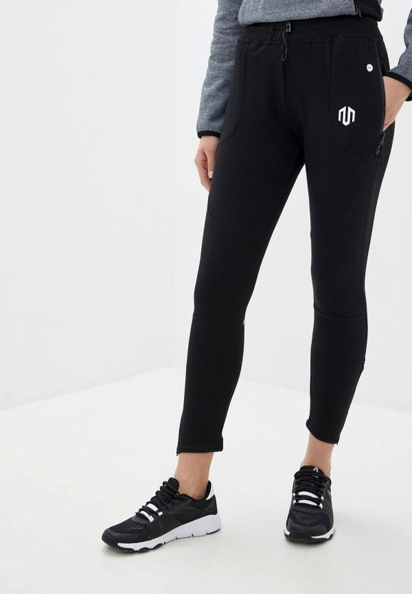 женские спортивные брюки morotai, черные