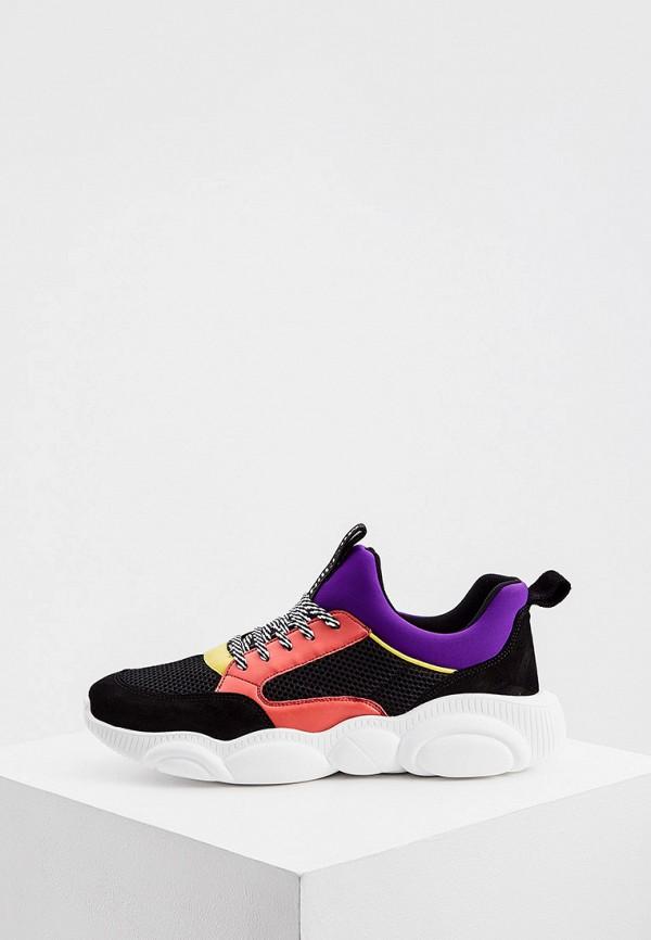 мужские кроссовки moschino couture, разноцветные