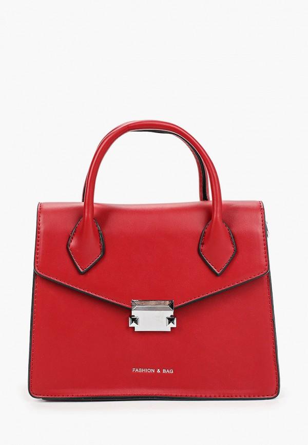 женская сумка moda sincera, красная