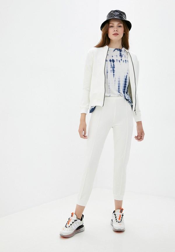 женский спортивный костюм moda sincera, белый
