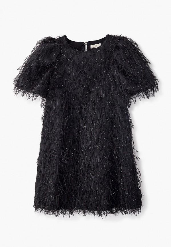 платье monnalisa для девочки, черное