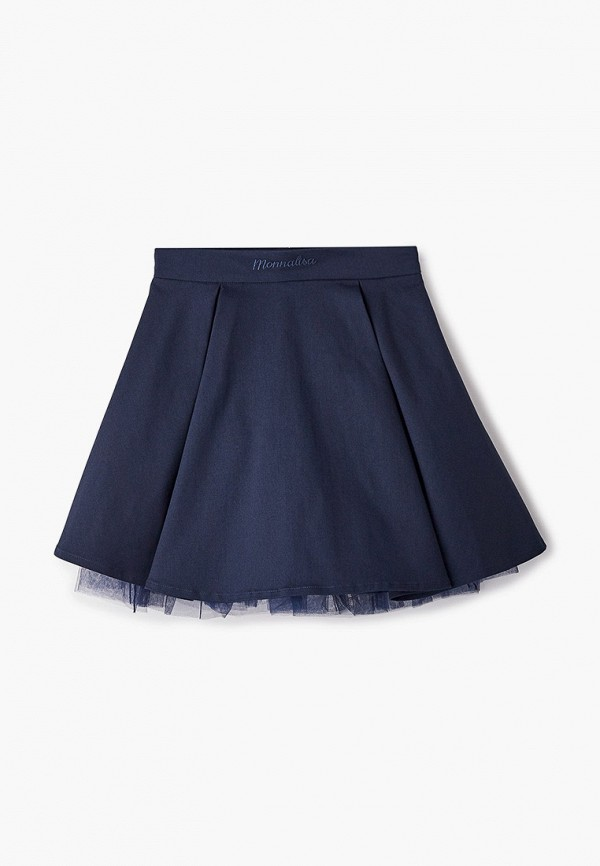 юбка monnalisa для девочки, синяя