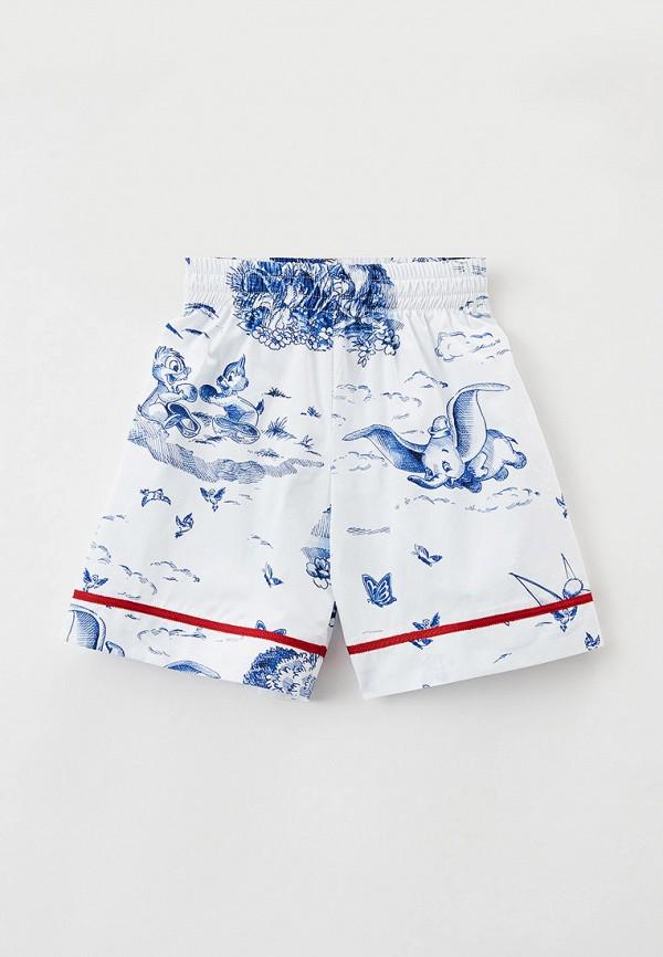 шорты monnalisa для девочки, белые