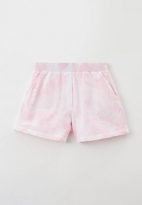 Шорты Monnalisa розового цвета