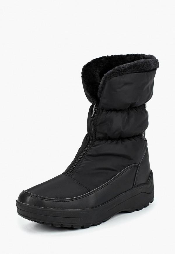 Купить Дутики Mon Ami, MO151AWBZAF1, черный, Осень-зима 2018/2019