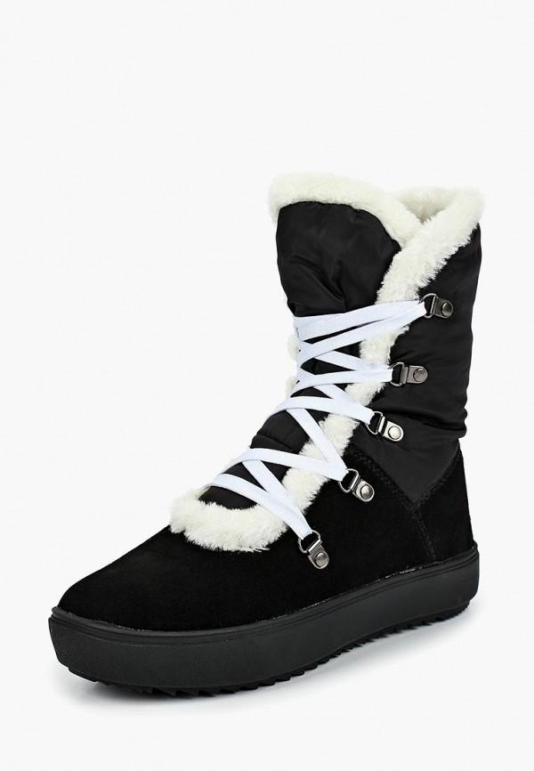 Купить Ботинки Mon Ami, MO151AWBZAH2, черный, Осень-зима 2018/2019